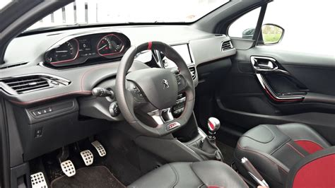 peugeot 208 gti inside peugeot 208 gti interior 2014 related keywords peugeot