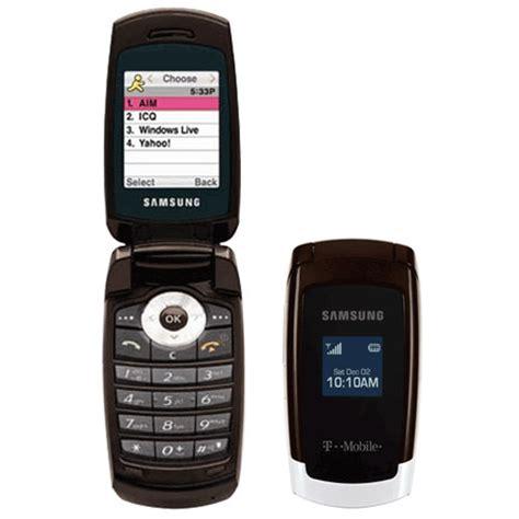 Samsung Flip Gsm samsung sgh t219 color flip speaker t mobile gsm phone
