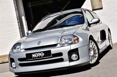 Renault Clio 2002 by A Beautiful 2002 Renault Clio V6 Is Up For Sale
