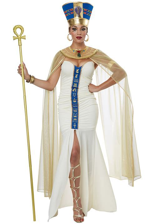 Queen of Egypt Adult Costume   PureCostumes.com
