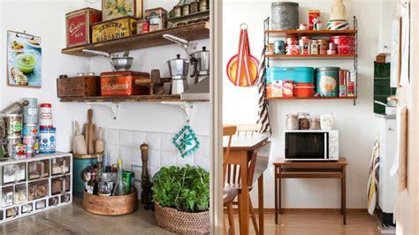 imagenes retro para cocina ideas para decorar una cocina con estilo vintage
