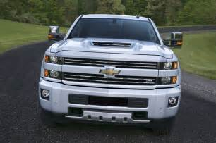 2017 chevrolet silverado hd gm authority