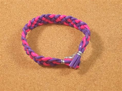 How to Make a Braided Leather Bracelet: 7 Steps (with Pictures)