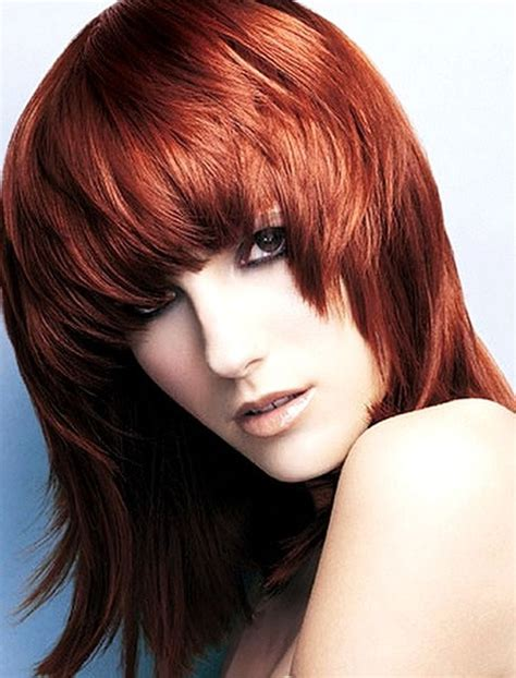 images of four equal layers haircut 8 best the medium choppy hairstyles images on pinterest