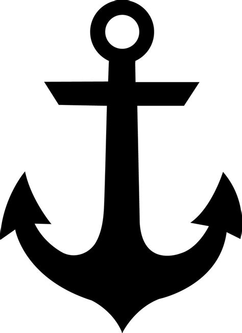 anchor pattern drawing 25 best ideas about anchor stencil on pinterest anchor