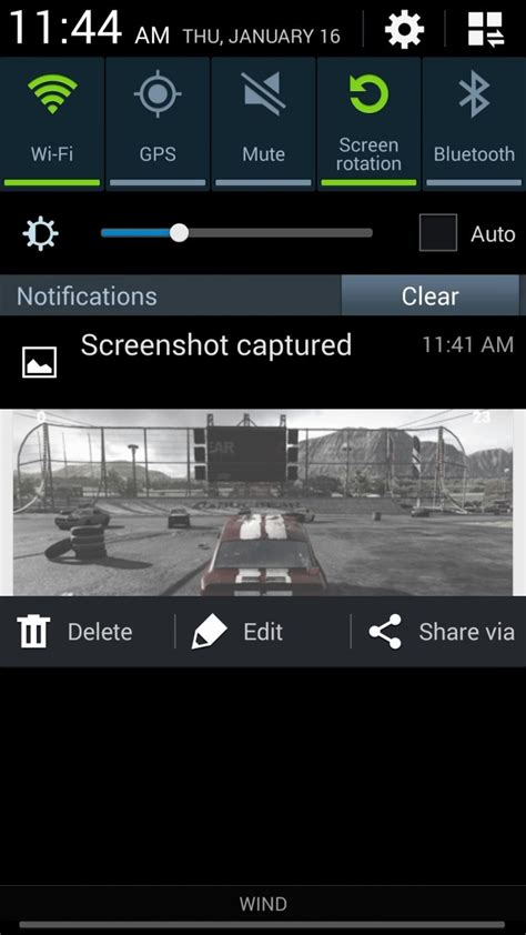 screenshot android galaxy s4 how to take a screenshot with the samsung galaxy s4 android central