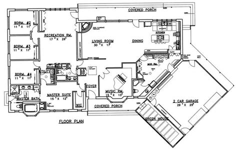 icf concrete home plans ranch concrete block icf design house plans home