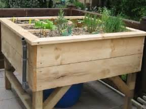 potager en hauteur jardinage