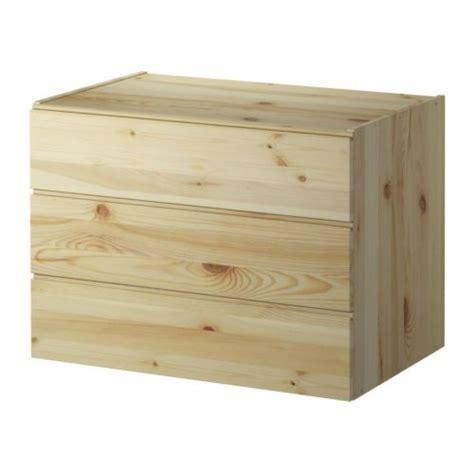 IVAR Kommode mit 3 Schubladen   IKEA
