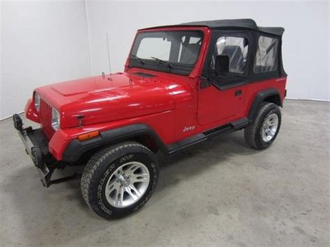 1995 jeep wrangler soft top for sale buy used 1999 jeep wrangler soft top 2 door 4 0l in