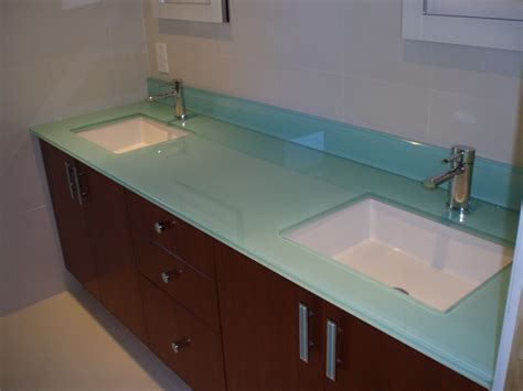 glass bathroom countertops sinks 1000 images about nkba kitchen bath month on pinterest