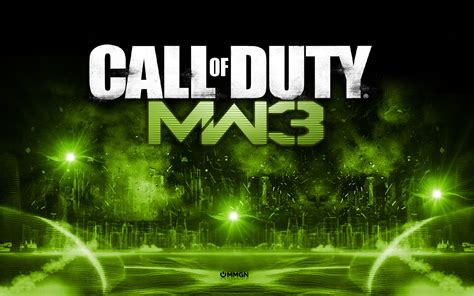 Call Of Duty Mw 3 call of duty mw3 multyplayer consoles animes
