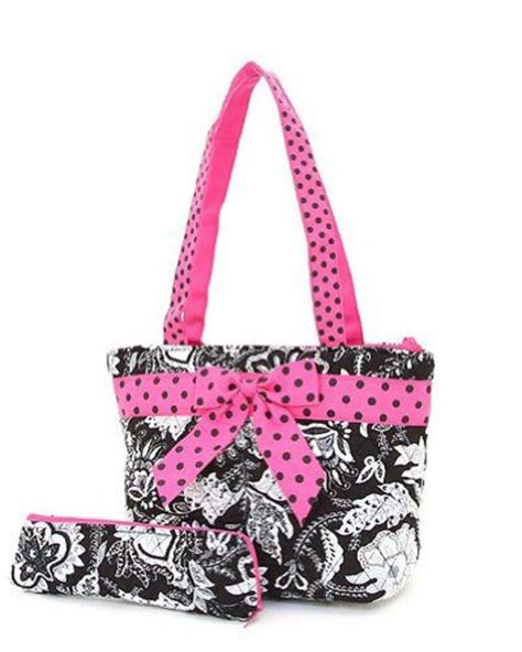 belvah quilted floral print lunch tote bag includes a