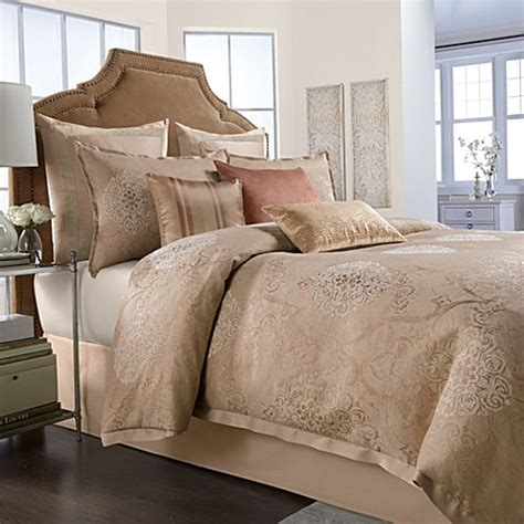 wamsutta 174 madeira comforter set bed bath beyond