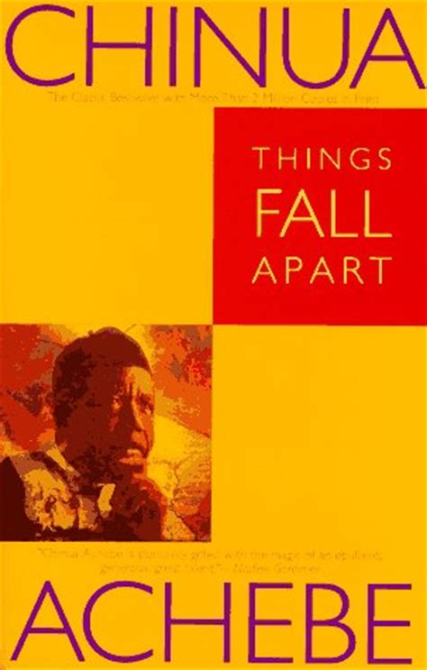 the one apart a novel books newsworthy novels chinua achebe s things fall apart