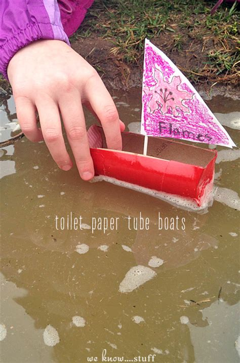 How They Make Toilet Paper - toilet paper boats we stuff
