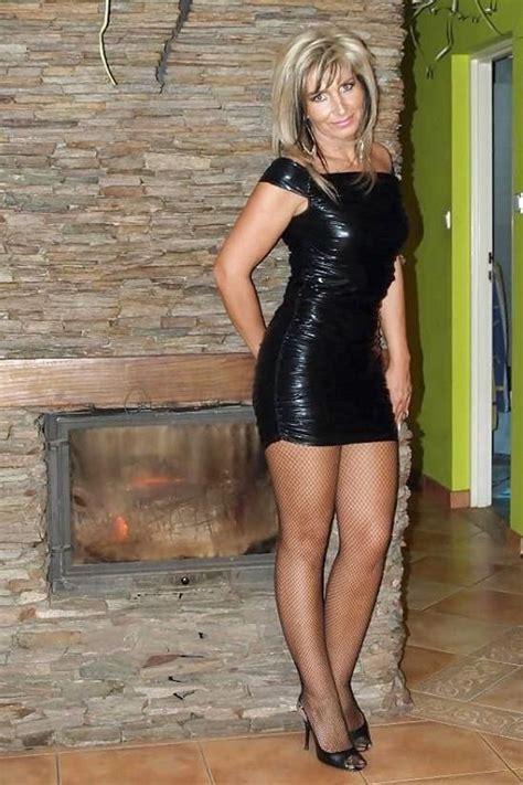 pin  nick jordan  sexy matures  black dress
