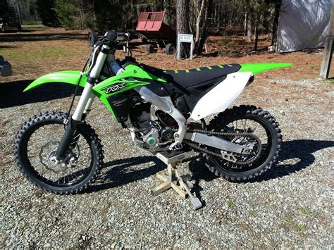 450 motocross bikes for sale every kawasaki kx 450f motocross bike for sale bike finds