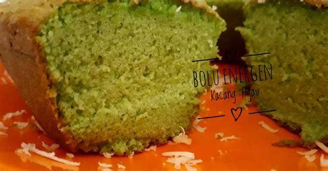 resep kue  kacang hijau enak  sederhana cookpad