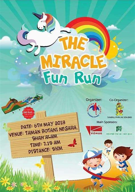 The Miracle Run Free The Miracle Run 2018 Just Run Lah