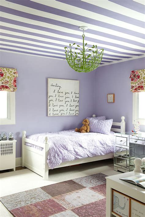 creative  trendy shabby chic kids rooms