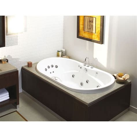 Maax Living 7236 Bathtub Bliss Bath Kitchen
