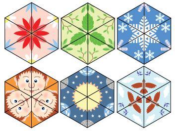 Origami Flexagon - flexagons flexagons are folded paper constructions that