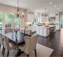 living dining and kitchen design best 25 open concept kitchen ideas on vaulted