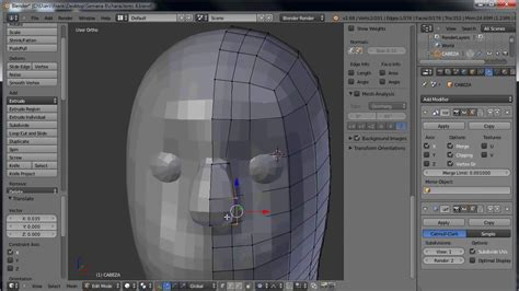 Tutorial De Blender | tutorial de blender creacion de personajes limpiar