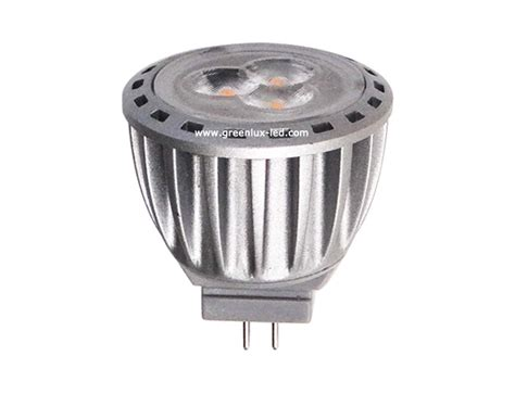 Lu Led 11 Watt Meval g4 base mr11 12v led l spotlights green