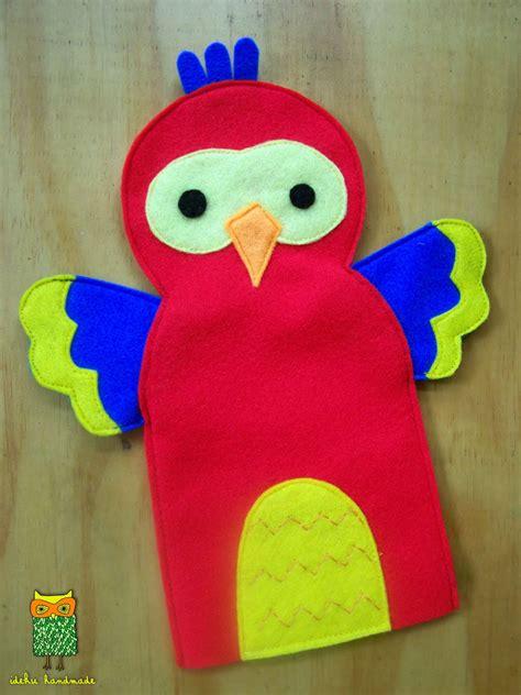 Handmade Puppets - ideku handmade puppets are coming