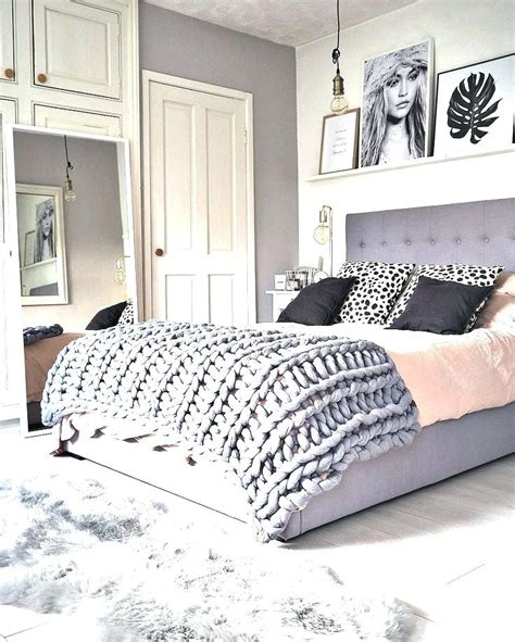 white grey gold bedroom grey and rose gold bedroom com