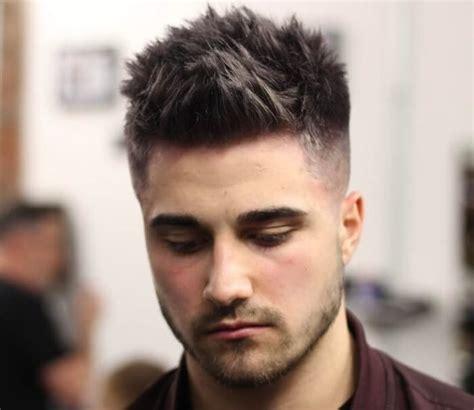 gambar gaya rambut pria pendek  depan terbaru cahunitcom