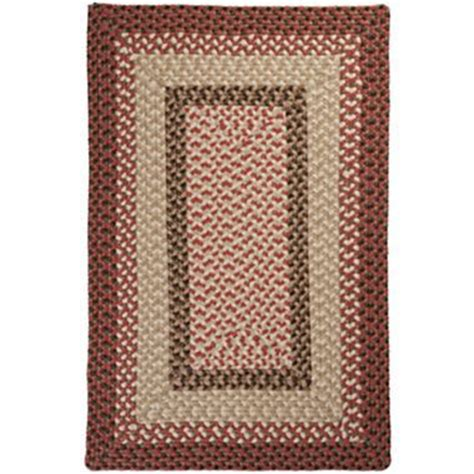 Jcpenney Braided Rugs by Sausalito Reversible Braided Indoor Outdoor Rectangular