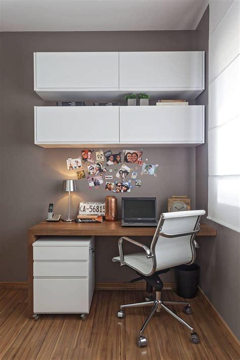 schreibtisch im hauptschlafzimmer 10 ideias para quem tem ap 234 alugado arbeitspl 228 tze