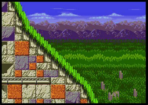 marble garden zone background hq sonic the hedgehog 3 marble garden zone