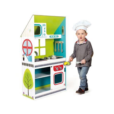 house of toys grande cuisine en bois double fa 231 ade cuisine et maisonnette bois