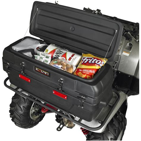 Atv Cooler Rack by Kolpin 174 Atv Cooler Trunk 172885 Racks Bags At