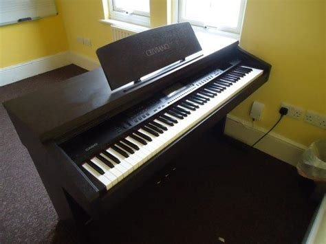 Keyboard Casio Second used digital pianos second yamaha clavinova