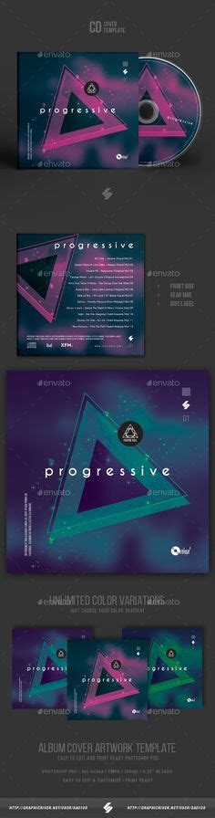 Pin By L 252 Rzer S Archive On Design For Music 2 Pinterest Cd Cover Podcast Artwork Template