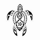 Hawaiian Sea Turtle Clipart | 1000 x 1000 jpeg 115kB