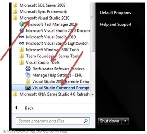 visual studio 2010 reset settings command windows phone 7 mango tutorial 22 local database