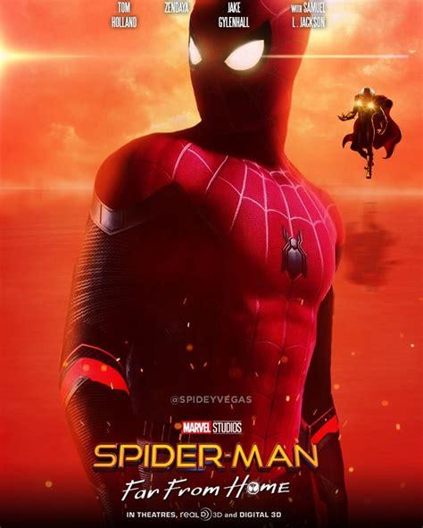 spider man lejos de casa pelicula completa en  spider man lejos de casa