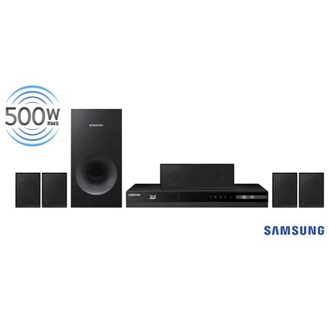 Home Theater Samsung Ht D550 home theater samsung ht f4505 zd 5 1 canais