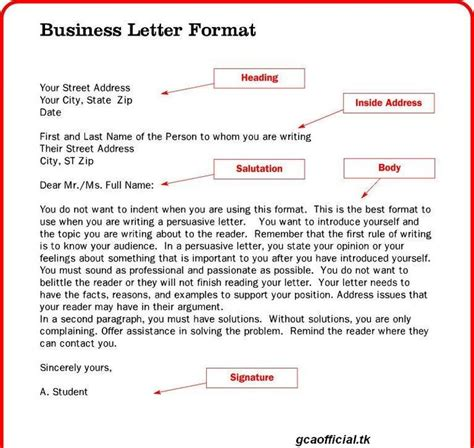 business letter heading design best 25 business letter format ideas on