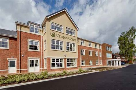 stafford care homes luxury residential care crispin court