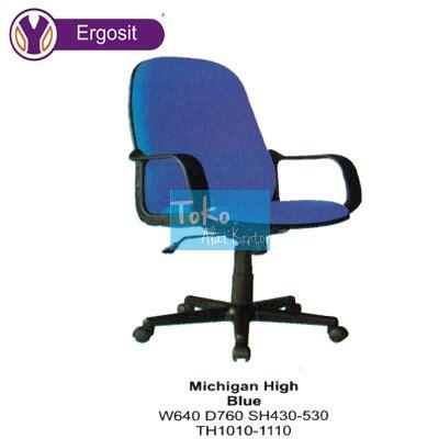 Kursi Kantor Ergosit kursi kantor distributor furniture kantor