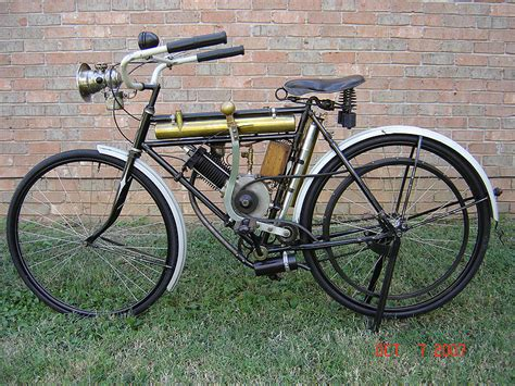 shaw motors american lightweight motorized bicycles page 4