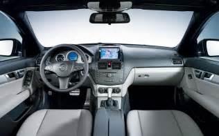 2008 mercedes c class interior photo 7
