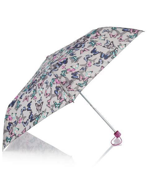butterfly pattern umbrella multi butterfly umbrella multi accessorize fashion